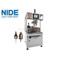 Buy Two working station high speed balancing machine Weight Correction Machine at wholesale prices