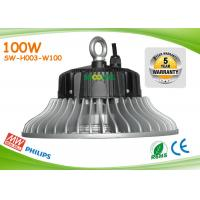 Quality High Efficiency LED Industrial Lighting / 100w Led Bell Industrial LED High Bay Lighting for sale