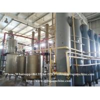 Quality High fructose corn syrup production plant / high fructose syrup production line / fructose syrup production plant for sale