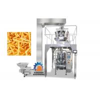 Quality High Efficiency Vertical Automatic Packaging Machine For Popcorn ,Snack Foods 1000ML Volume for sale