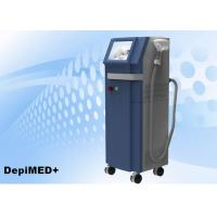Quality Professional Diode Laser Hair Removal Machine for Face / Underarm / Upper lip for sale
