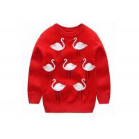 Buy cheap Mercerized Cotton Kids Knit Sweater Jumper 1KG Weight Quick Delivery from wholesalers