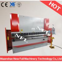 Quality CHINA NFL HYDRAULIC METAL PLATE CNC BENDER AND BENDER MACHINE for sale