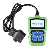 Quality 2017 OBDSTAR VAG PRO Hand-held Car Key Programmer  Support VW, AUDI, SKODA, SEAT No Need Pin Code for sale