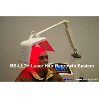 Quality Laser diode hair regrowth machine for hair lossing alopecia for sale