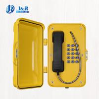 Quality Heavy Duty IP67 Weather Resistant Telephone / Outdoor Emergency Phone for sale
