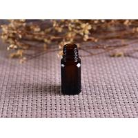 Quality Personal Care Glass Perfume Bottles , 10ml glass essential oil bottles for decoration for sale