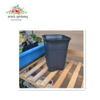 Buy Outdoor Garden Plant Accessories , Square Plastic Flower pots at wholesale prices