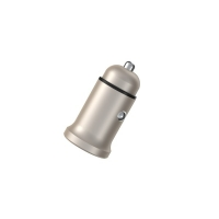 Quality Type C USB Single Port PD18W QC 3.0 Car Charger 12v for sale