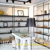 Quality Glass display cabinet, Tempered glass showcase,laminated counter top showcases for sale