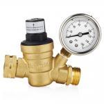 Quality Air Separation Plant Oxygen Plant Water Adjustable Brass Pressure Adjust Valve for sale