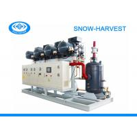 Quality Automatic Control  Water Cooled Compressor Refrigeration Small Vibration for sale