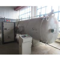 Quality 6 CBM High Frequency wood dryer for all kinds of wood species for sale