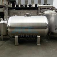 Quality Stainless Steel Wine Storage Tank with Side Manhole for sale
