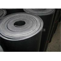 Quality High Tear Resistant Silicone Rubber Sheet Roll For Solar Laminator Max Width 4000mm for sale