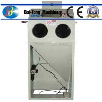 High Efficiency Industrial Sandblast Cabinet With Thermostat Control Temperature