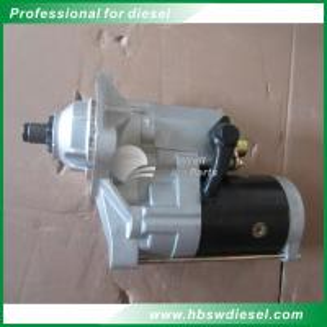 Buy Denso 3957597 = 3971610 428000-1340 starter motor for Cummins diesel engine at wholesale prices