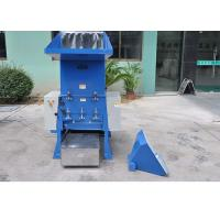Power 7.5-15kw LDF C 400 plastic automatic baiting crusher 600r/min 100-140kg/h fragmentation power for sale