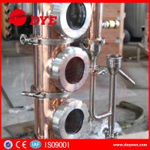 Buy 50L Professional Home Distilling Equipment 4 Plates , Vodka Distillation Kit at wholesale prices