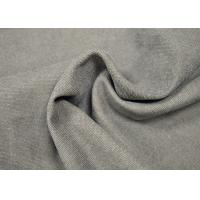 Quality Plain Style Stone Washed Canvas Fabric Density 46 X 28 With Customized Color for sale