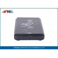 Buy cheap OEM ODM Square USB RFID Reader Writer For Access Control ISO 15693 Protocol from wholesalers