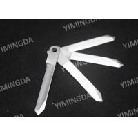 Quality Textile Machine Parts 45 X 6 X 1.48MM Cutting Blade Suitable for Investronica cv020 for sale