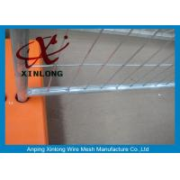 Quality Outdoor Removable Temporary Fence Panels Low Carbon Steel Wire Material for sale
