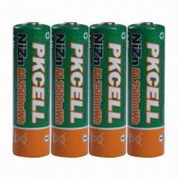 China NiCd Rechargeable Batteries Packs from China Professional Battery Supplier for Fashionable MP3 Playe on sale