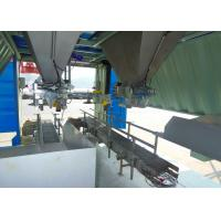 Quality Mobile Packaging System Trailer With FFS Machine / Palletizing For Cement Packing for sale