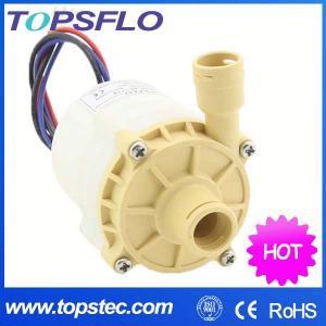 China TOPSFLO dc mini pump/water circulation pump instant Water heater Pump TL-C08 on sale