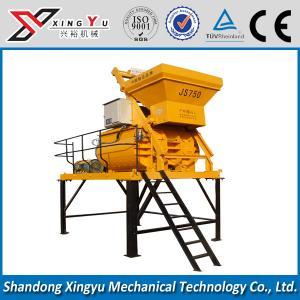 Buy JS750 concrete mixer at wholesale prices