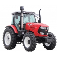Quality 1000r/Min 4wd Farm Tractor , 88.2kw 160 Hp Tractor With Air Cabin for sale