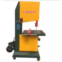 Quality MJ woodworking twin vertical wood band saw machine with discount price for sale