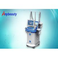 """Quality 10.4"""" Large Color Touch Screen Laser Beauty Machine Cryolipolysis Slim Machine with 4 handles for sale"""