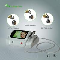 Buy cheap Professional home use fractional rf microneedle machine for facial care & skin rejuvenation from wholesalers