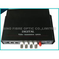 Quality POE Fiber Optic Media Converter , Single Mode To Multimode Fiber Optic Converter for sale