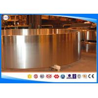 Quality 34CrMo4 / 4137 / 35CrMo Forged Steel Rings With Heat Treated 500 Mm Max Thickness for sale
