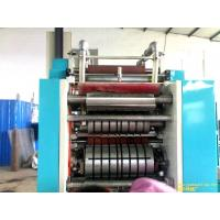 Quality PLC Pop up Foil Sheet Folding Machinery with Feed - breakup auto stop function for sale