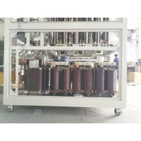 Quality 500KVA O R T E A Three Motors Auto Voltage Stabilizer AVS With Ourdoor IP44 Cabinet for sale