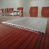 Quality 1050 1060 1100 H112 Extruded Aluminum Tubing Galvanized For Air Conditioning for sale
