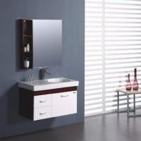 Buy cheap Bathroom Cabinet with 55 x 80cm Mirror Size from wholesalers