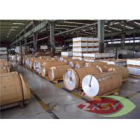 Quality 5086 Tank Cars Hot Rolled Aluminium Coils OHSAS 18001 Approval for sale