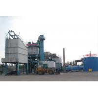 Quality 160Ton Stationary Asphalt Mixing Plant With Weighing Accuracy Reaches 0.1% for sale