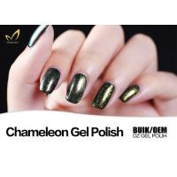 Buy cheap Eco - Friendly Chameleon Gel Nail Polish For Beauty Salon Long Wearing from wholesalers