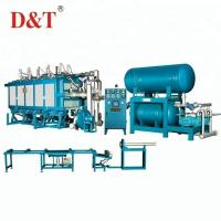 Quality High Performance Polystyrene Eps Block Molding Machine For Easy Operation for sale