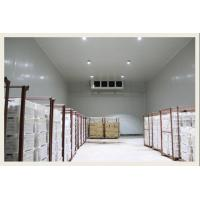 Quality Anti Corrosion Vegetable Cold Storage Room Wide Temperature Range Optional for sale