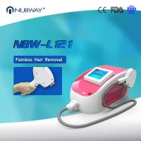 Quality 808nm Beauty salons equipment portable Diode Laser hair removal machine for sale