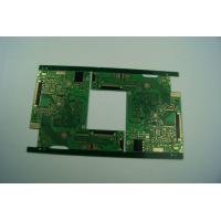 Buy High Frequency Impedance Controlled PCB Printed Circuit Board Black Silkscreen at wholesale prices