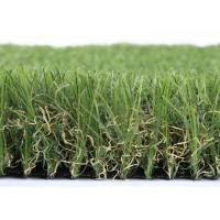 Quality Airport Landscaping Artificial Grass 45mm Real Looking Artificial Grass Outdoor for sale