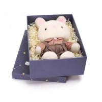 China Custom Set Up Boxes , Gift Packing Box For Children Doll Packaging on sale